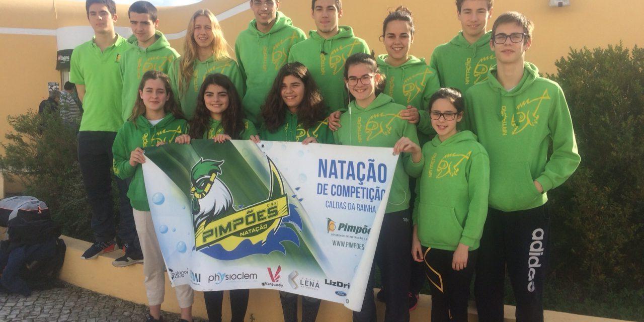 Pimpões/Cimai classifica-se em 9º na XXII Taça Cidade de Alcobaça     Inês Henriques é a nadadora mais pontuada com 685 pontos Fina