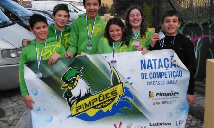 Pimpões/Cimai classifica-se em 12º na XXI Torneio União de Freguesias de Alcobaça e Vestiária