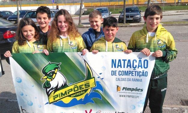 Cadetes dos Pimpões/Cimai no 6º Torneio da Cidade de Pombal
