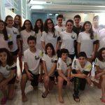 Ana Correia Sousa, obtém primeiro lugar na especialidade de Bruços no Torneio Especialista