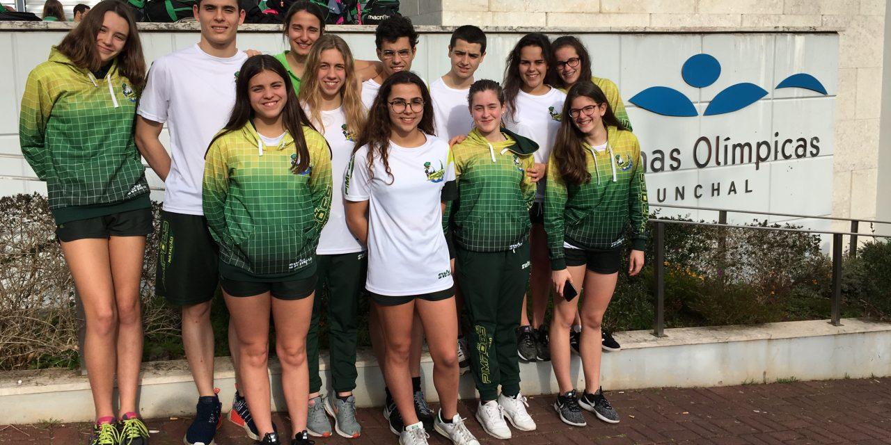 Atletas dos Pimpões/Cimai conseguem obter quatro medalhas nos Campeonatos Nacionais de Juvenis, Juniores e Absolutos. Inês Henriques obtém mínimo de participação para o Festival Olímpico da Juventude aos 200 Mariposa