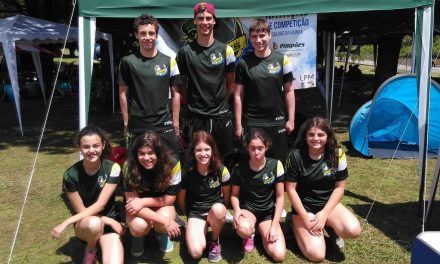 Infantis dos Pimpões/Cimai terminam a Época 2017/2018 nos Campeonatos Nacionais de Verão com 31 novos recordes pessoais