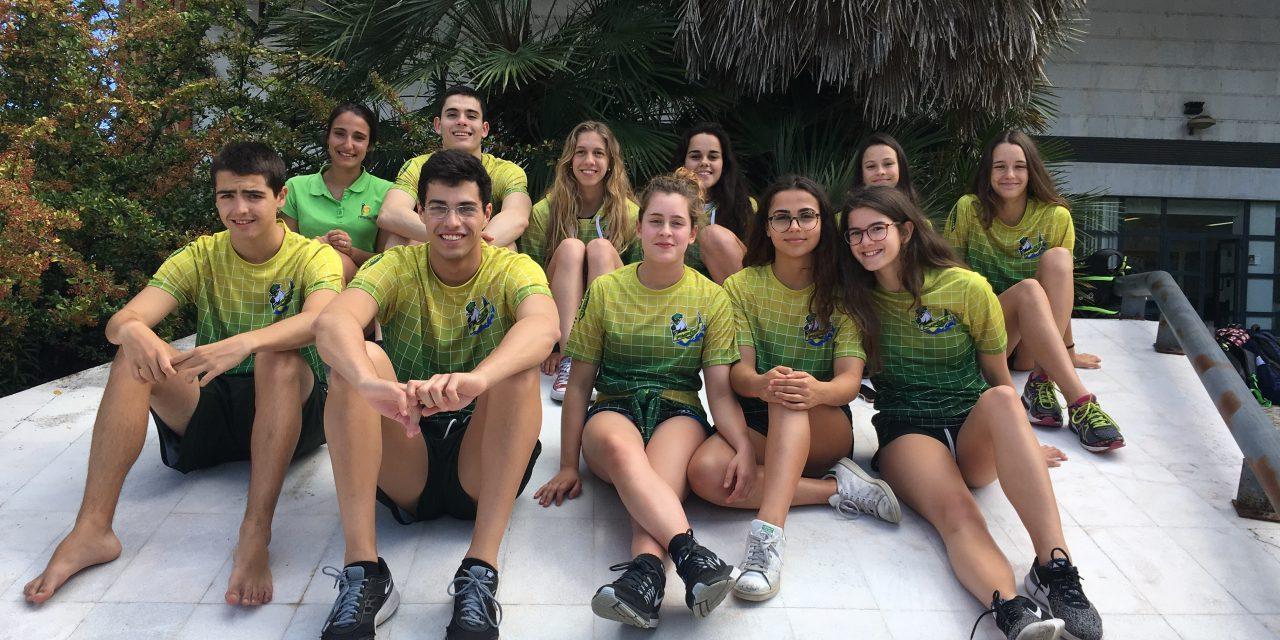 Pimpões/Cimai consegue obter quatro medalhas no Open de Portugal