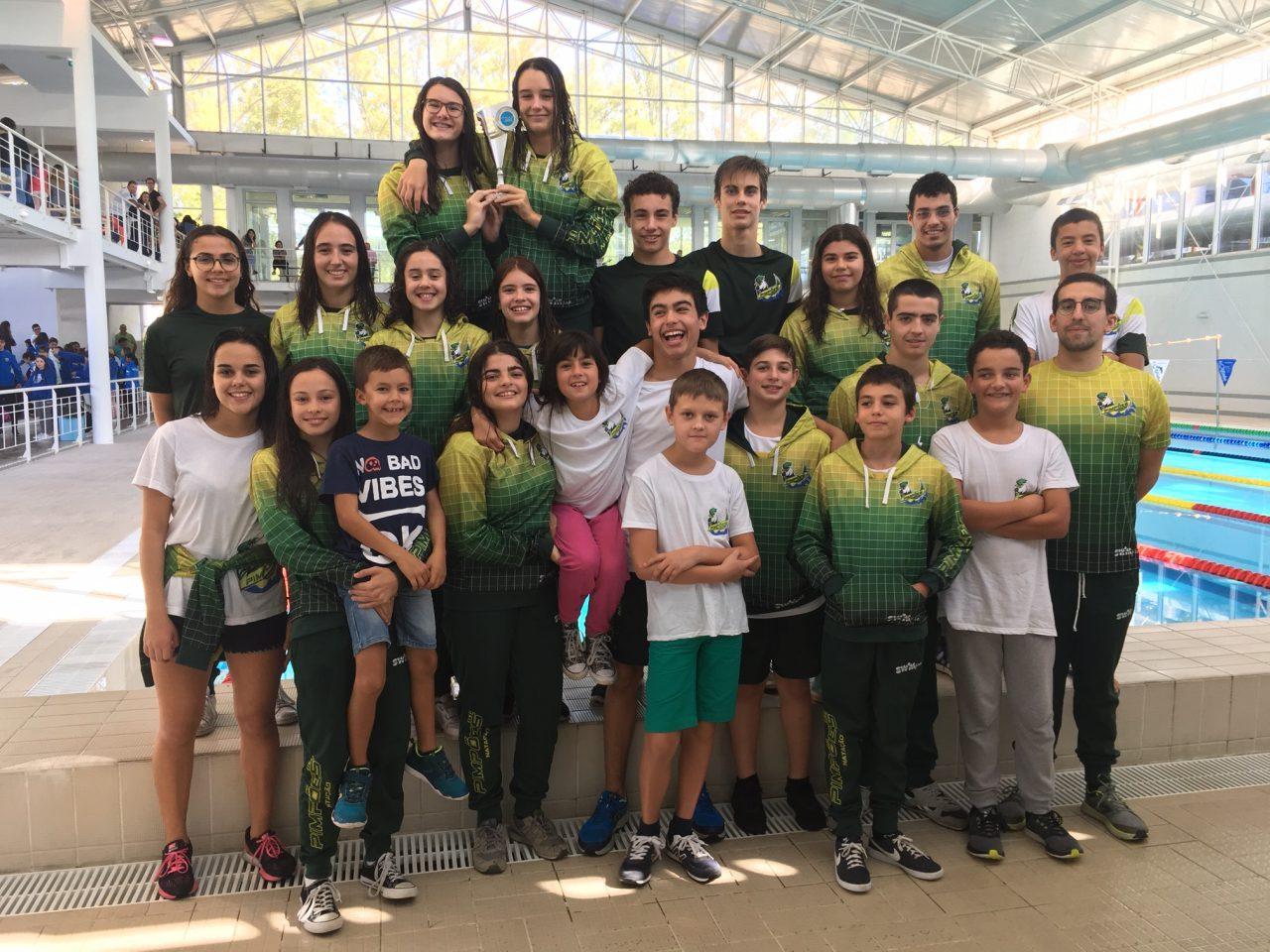 Pimpões/Cimai sagra-se Vice-Campeão Distrital de Velocidade