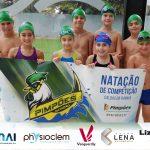 Atletas Cadetes Caldenses competem em Ansião no Torneio 1º Torregri