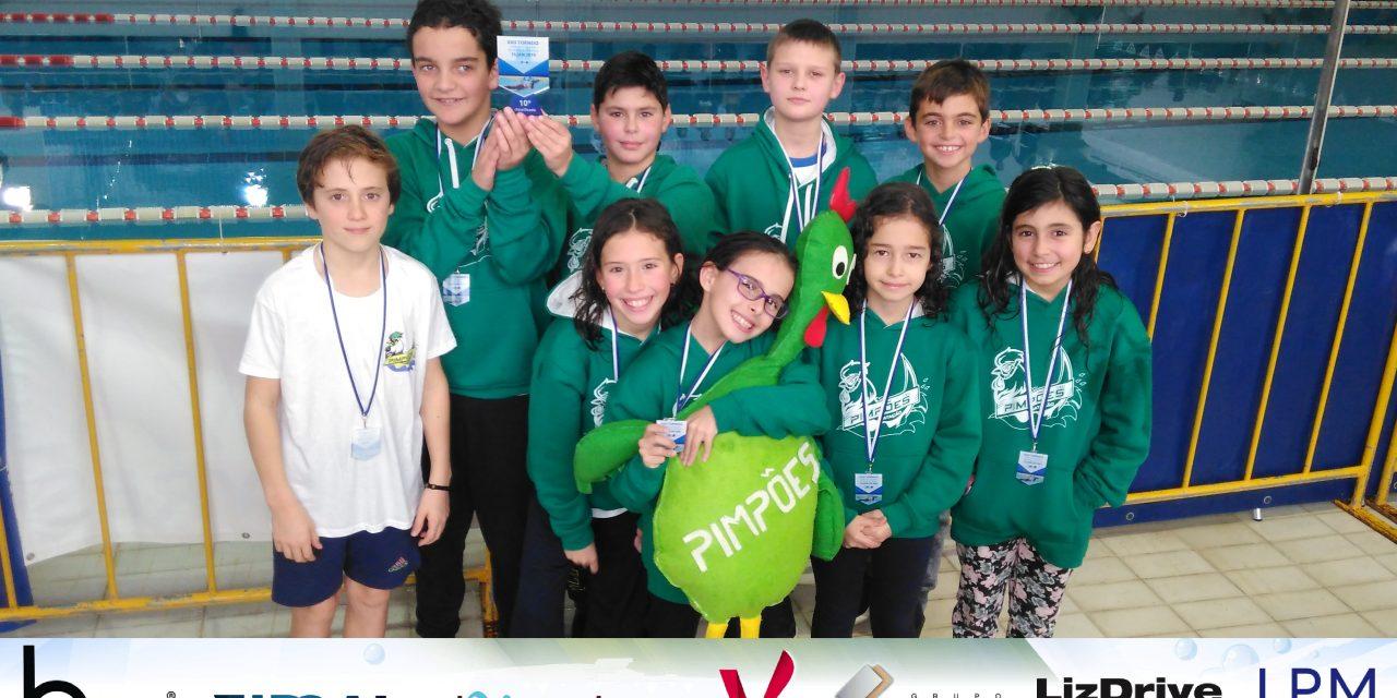 Pimpões/Cimai classifica-se em 10º na XXII Torneio União de Freguesias de Alcobaça e Vestiária