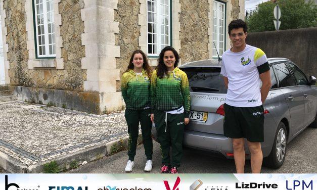 Atletas dos Pimpões/Cimai com participação sóbria nos Campeonatos Nacionais Juvenis, Juniores e Absolutos