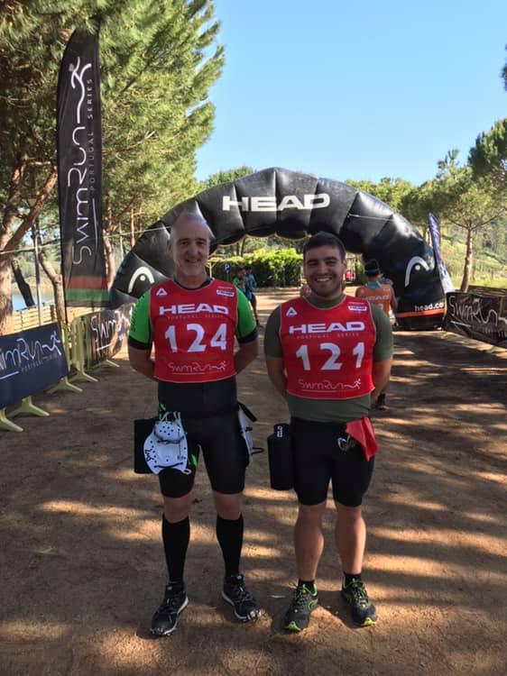 Pimpões Triatlo presente na 1ª Etapa do Circuito Nacional de Swimrun no Zêzere