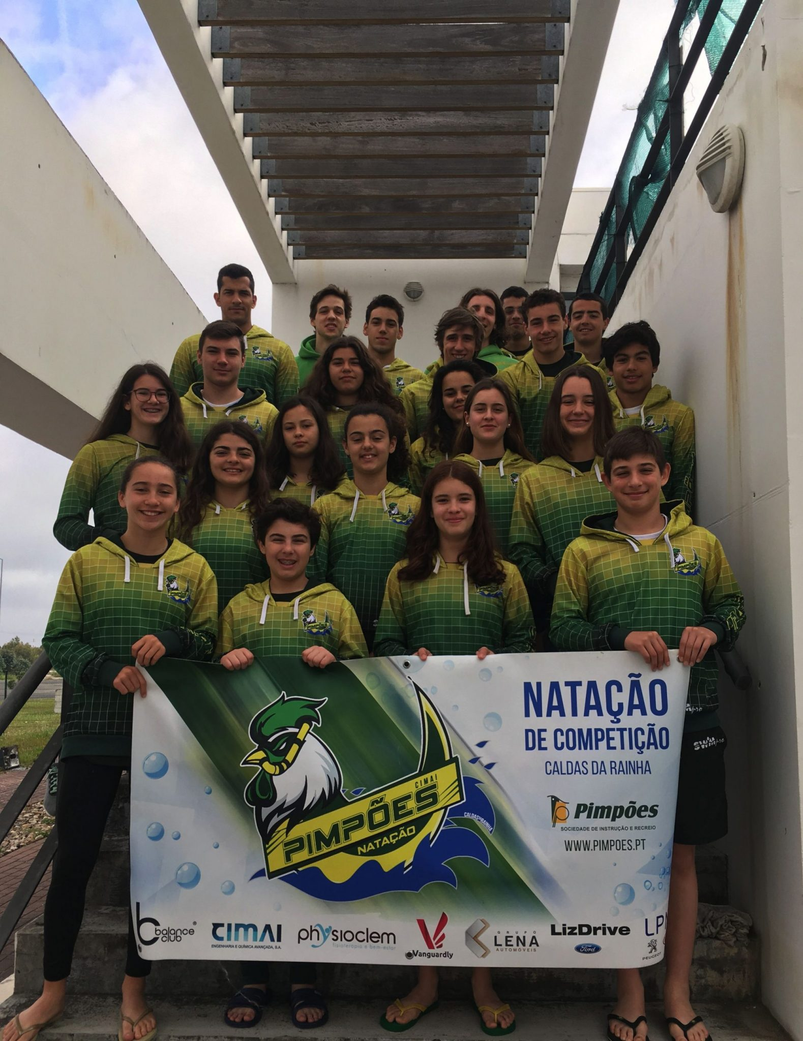 Pimpões/Cimai sagram-se Vice-Campeões Distritais de Clubes