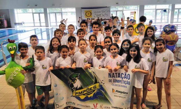 Pimpões/Cimai no regresso às competições em Óbidos com recorde de participação