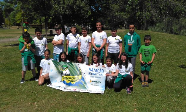 Atletas cadetes dos Pimpões/Cimai classificam-se em 2º lugar  no Festival de Cadetes da Cidade de Torres Novas