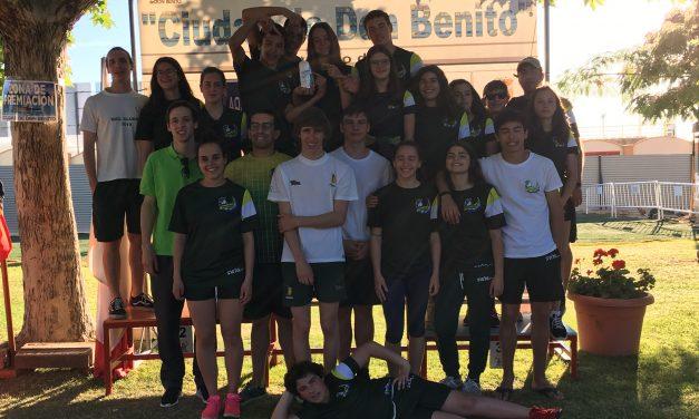 Pimpões/Cimai assegura o 5º lugar colectivo no XII Trofeo Ciudad de Don Benito