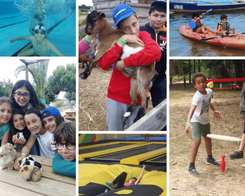 Pimpões proporcionam férias fantásticas aos mais novos no Multi Atividades 2019