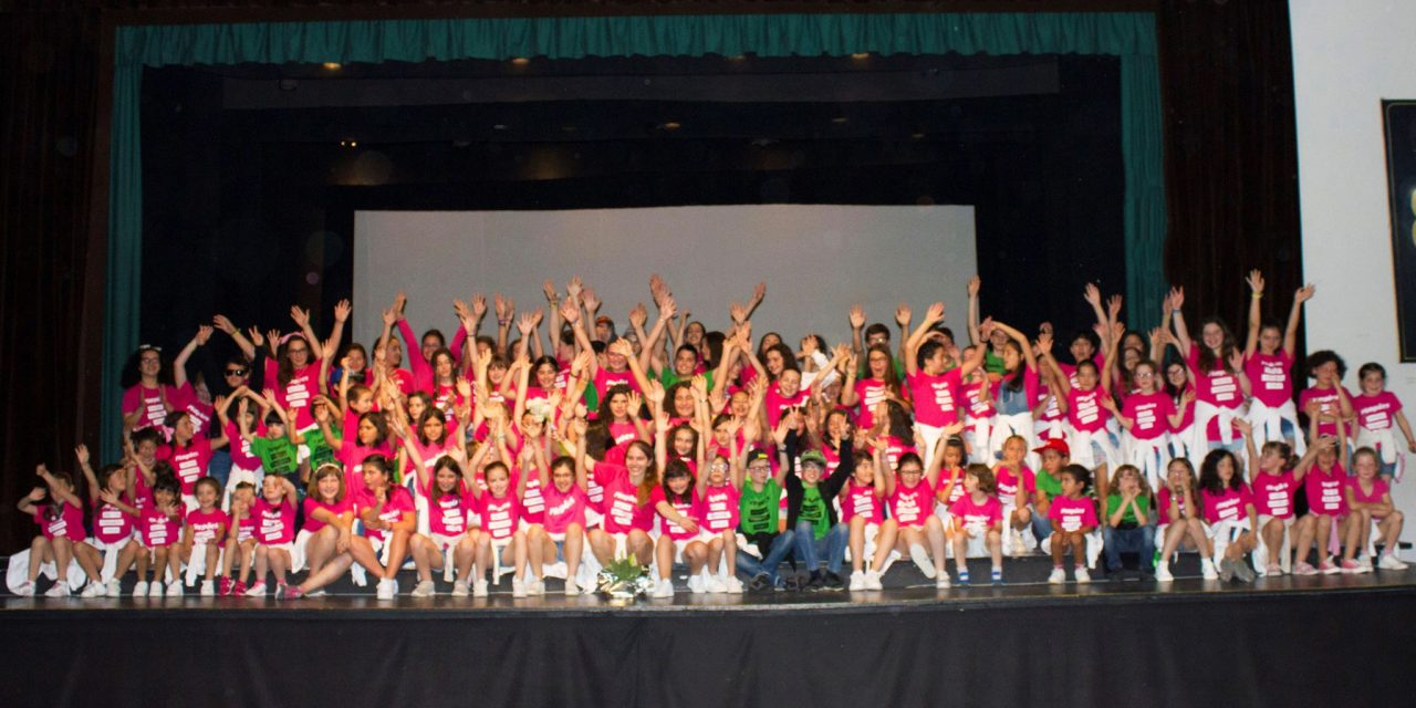 Hip Hop Kids dos Pimpões apresentam espetáculo no CCC este sábado