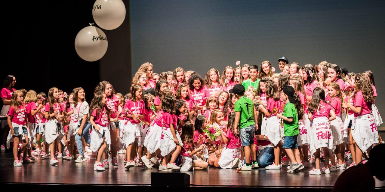"""""""Hip Hop Kids"""" com festa cheia de emoções e alegria no CCC"""