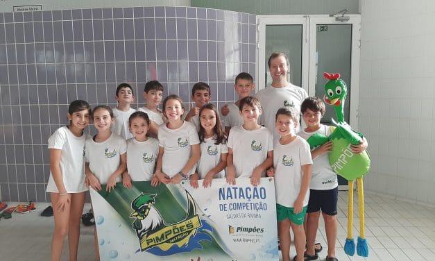 Excelente prestação dos nossos nadadores no 1º Torregri e 2º Circuito de Cadetes em Alcobaça