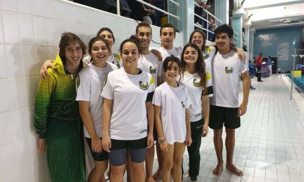 Nadadores dos Pimpões na XXIV Taça Cidade de Alcobaça