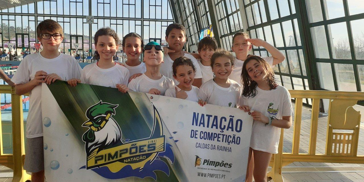 Cadetes dos Pimpões no 8º Torneio Cidade de Pombal