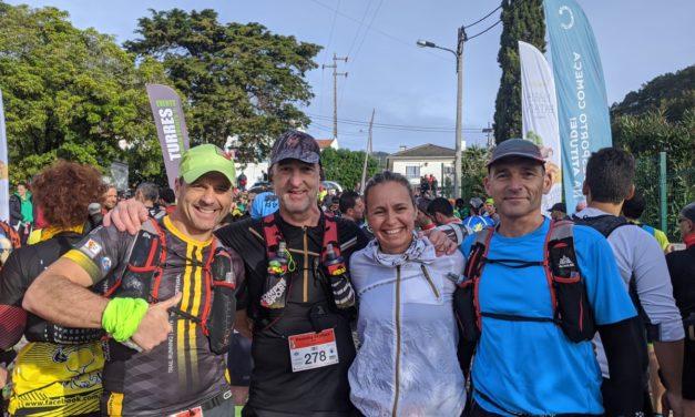 Pimpões Trail Team no PENINHA SkyRace