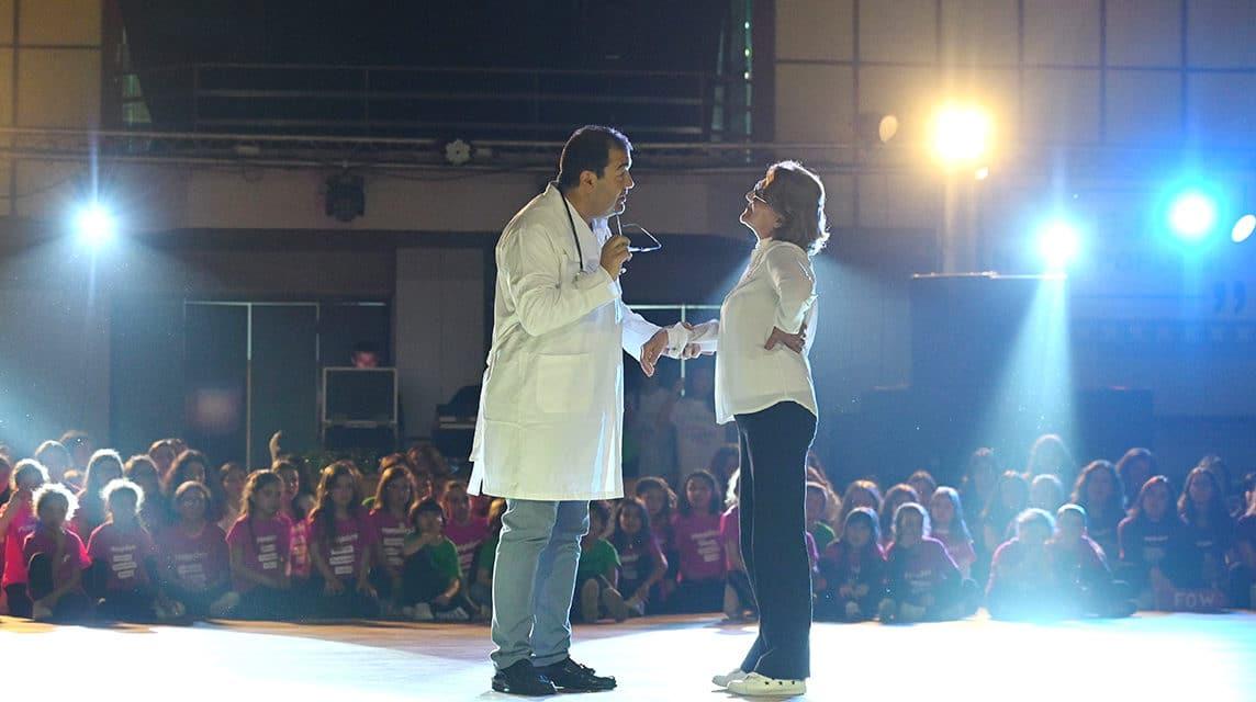 Pimpões promovem programa municipal de atividade física para séniores