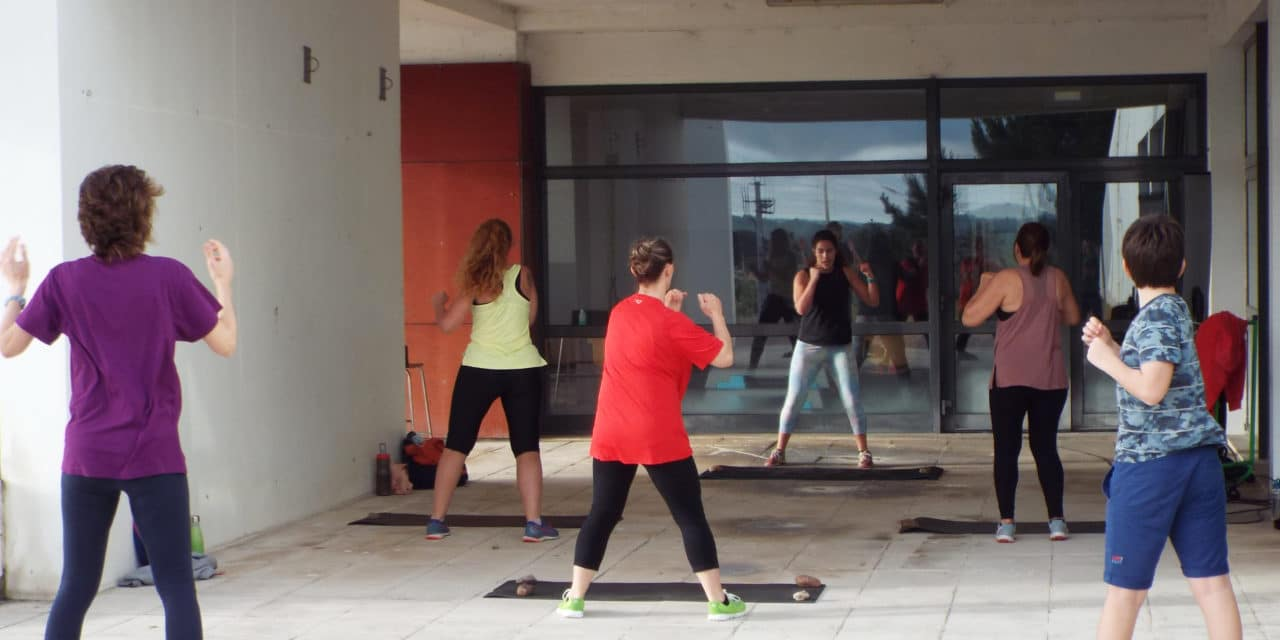 Venha praticar atividade física durante agosto e aproveite melhor o verão