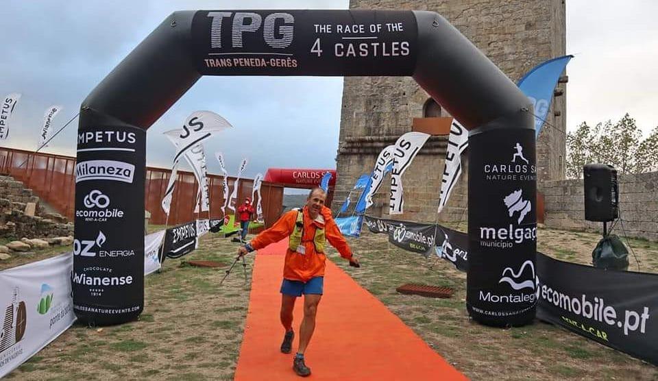 Gonçalo Valente conquistou o 2º Lugar do escalão no TransPeneda-Gerês