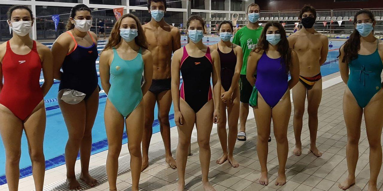 Nadadores dos Pimpões alcançam 6 títulos de campeão distrital