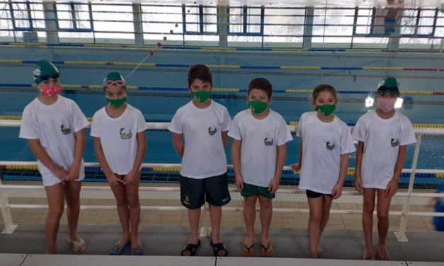 Atletas dos Pimpões participaram no 1º Torregri Cadetes