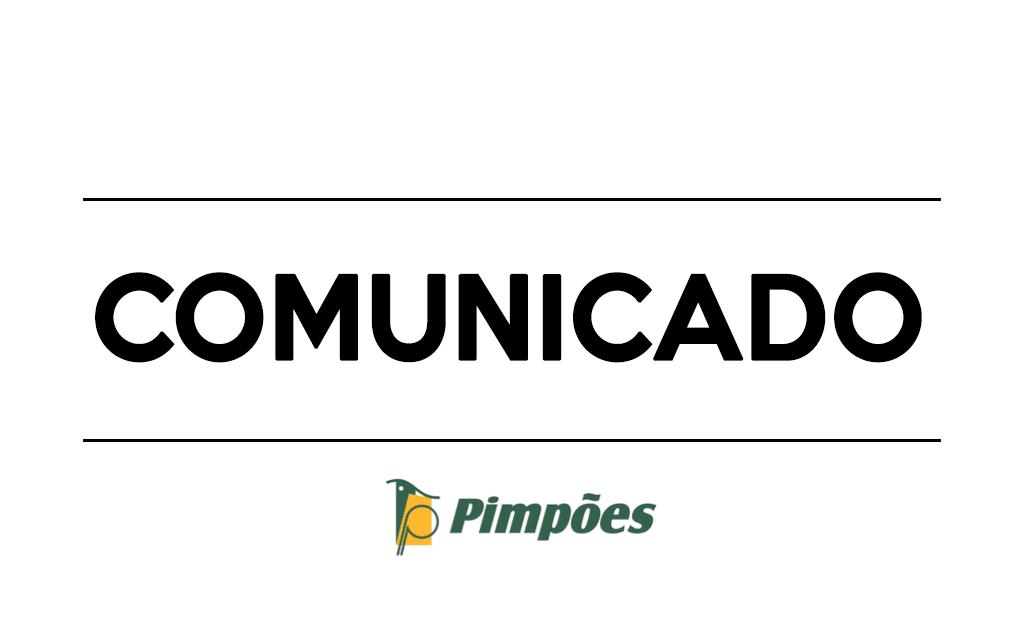 Comunicado Direção Fevereiro 2021