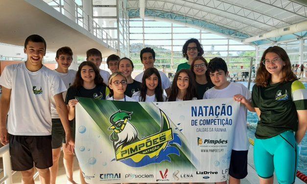 Pimpões Esteve presente no Torneio de Técnicas Simultâneas e Torneio de Meio Fundo