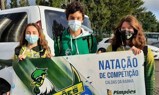 Inês Soares obteve bronze aos 50 Costas