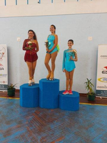 Patinagem dos Pimpões conquistou 5 pódios no Torneio Nazaré Roller CUP 21