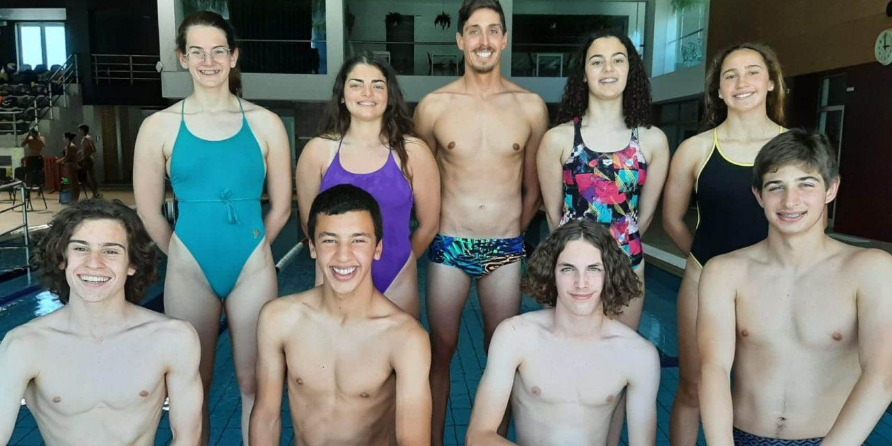 Natação de Competição esteve presente no Torneio de Verão em Óbidos