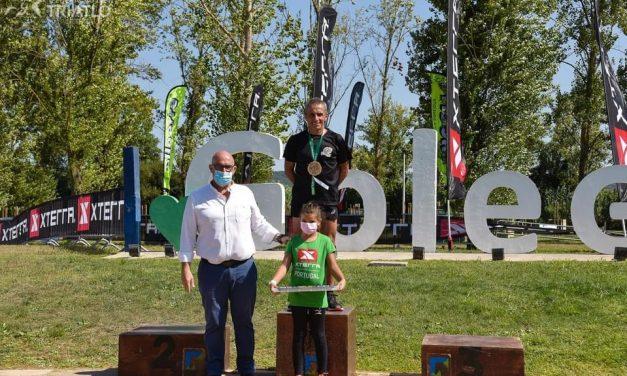 António Moura Sagrou-se Campeão Nacional de Triatlo Cross